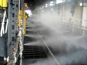 Redukcja zapylenia przy transporcie biomasy