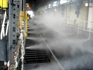 Odpylanie powietrza